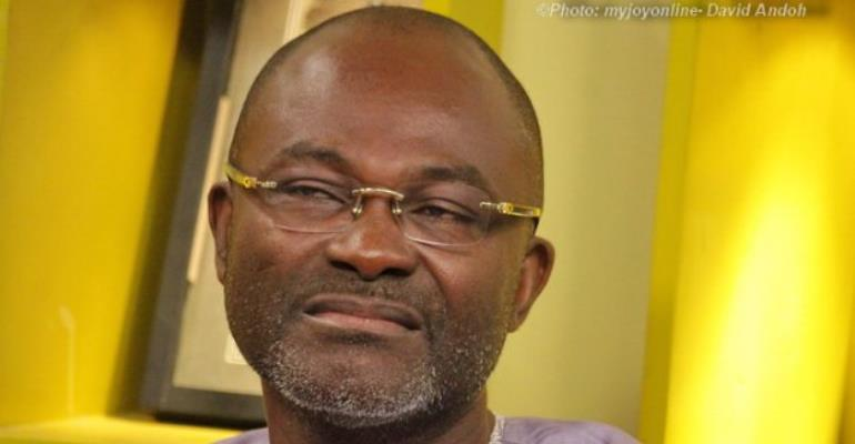 Kennedy Agyapong Dragged To Privileges Committee