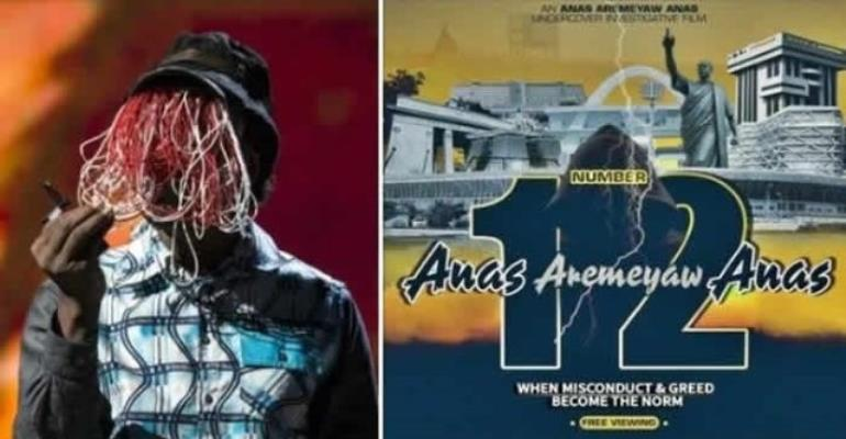 The Most Controversial 'Number 12': Anas' Documentary Premieres Today