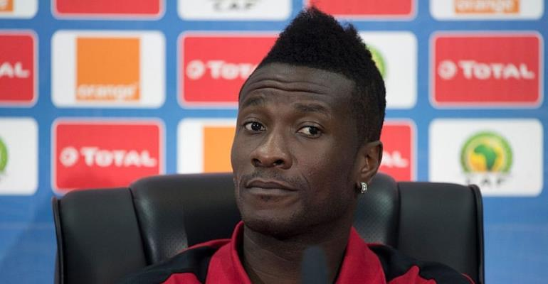 Asamoah Gyan Call For Support For Black Stars Ahead Of Iceland