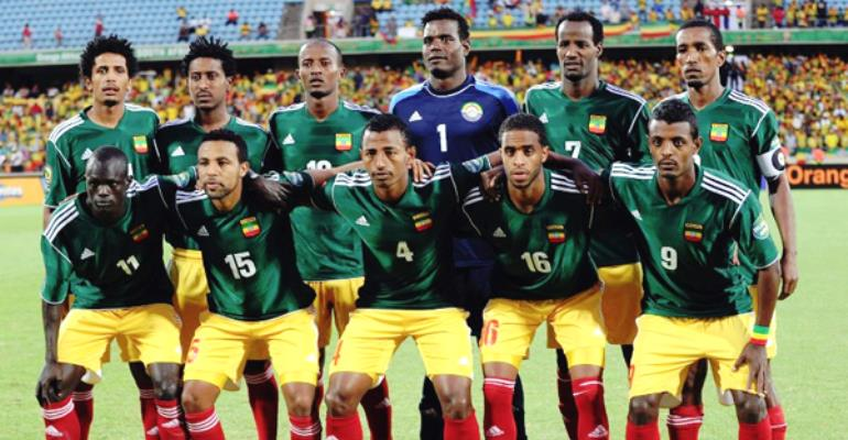 Ethiopia national team to arrive in Ghana today ahead of AFCON qualifier