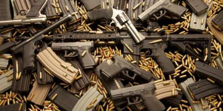 Sudan battles illicit weapons