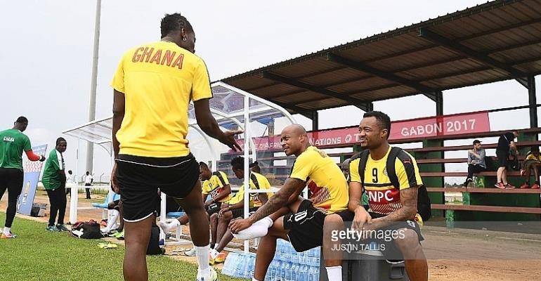 AFCON 2019 Qualifier:Black Stars striking force fierce ahead of Ethiopia game