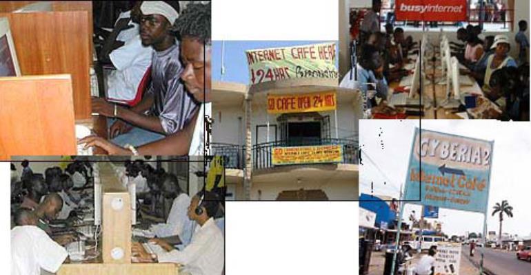 Ghana Banned From Internet Shopping