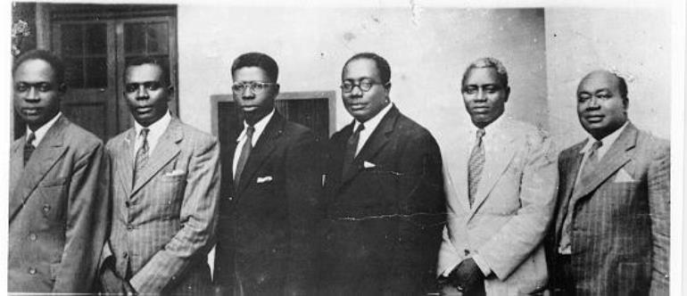 Post-independence generation owe mother Ghana