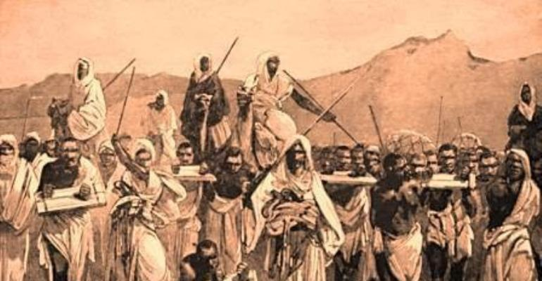 Arabs' Mortal Hatred And Enslavement Of The Black Race