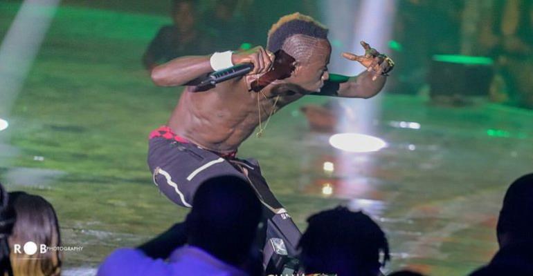 Patapaa Tops All At The Ghana Meets Naija 2018