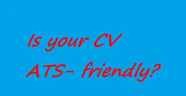 Is your CV ATS-friendly?