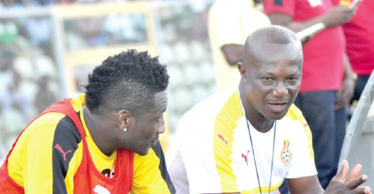 2019 AFCON: Ethiopia coach admits Ghana better side ahead of qualifier