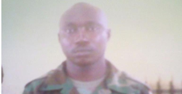 Sgt Fiifi Abaya