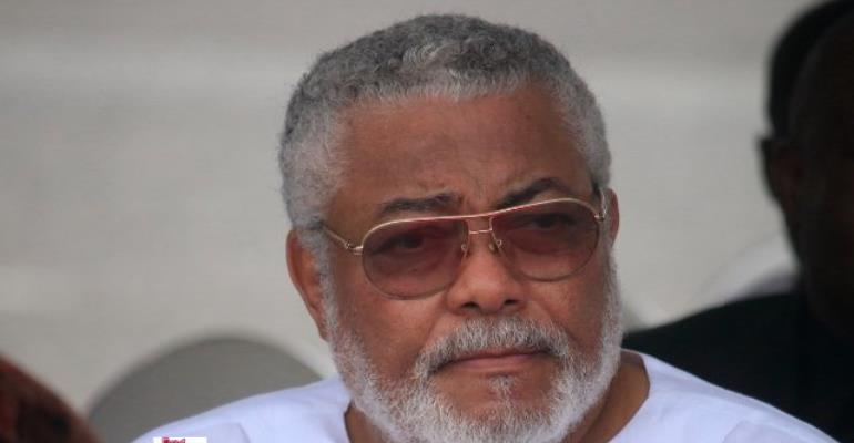 Former President Rawlings