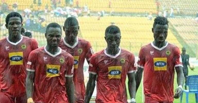 Match Report: Aduana Stars 0-0 Asante Kotoko - 10-man Porcupine Warriors earn point at Dormaa