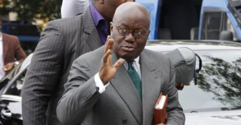 Akufo-Addo secures €100m grant from Germany