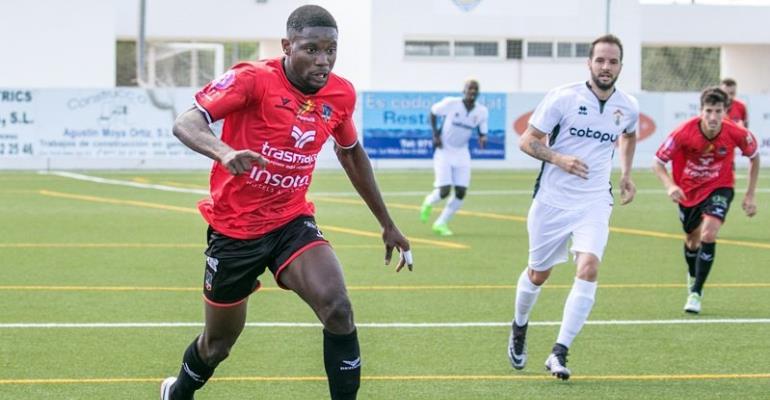 Kingsley Fobi Explains Watford Move And Loan At Formentera