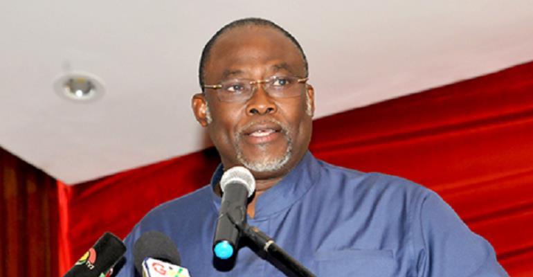 Statement: Spio Garbrah Is Constesting As NDC Flagbearer, Not As Running Mate