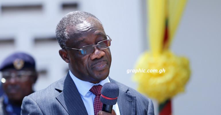 Mr Kofi-Nti , GRA Boss