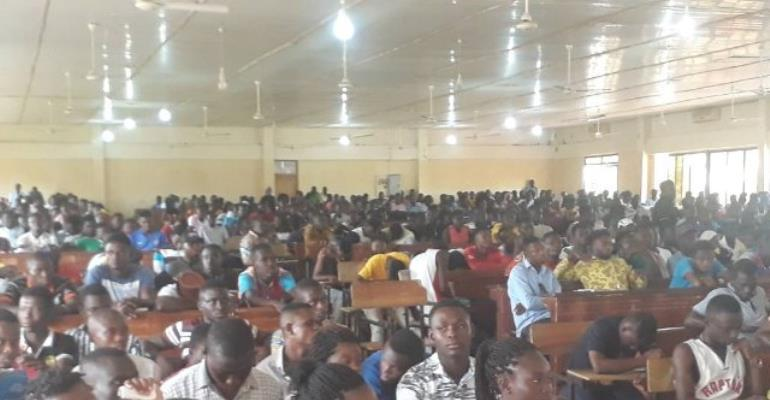 UDS Wa Deploys Over 6000 Students For Field Practical Programme