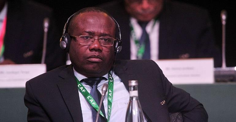 ANAS EXPOSÉ: I Was Hypnotized - Former GFA Boss Kwesi Nyantakyi Confesses