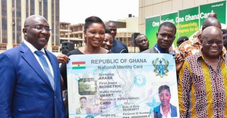 NPP Will Rig 2020 Elections With Ghana Card