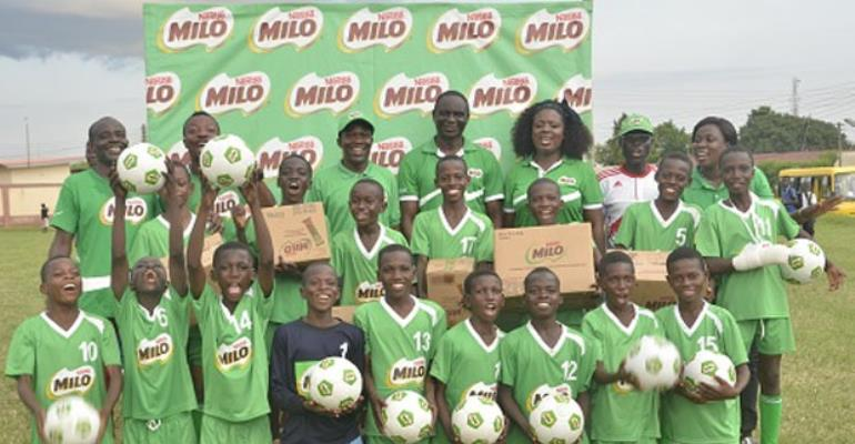 Amasaman Picks Milo CL Final Ticket