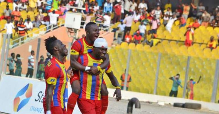 GHPL WRAP: Hearts of Oak respond in style while AshGold show grit to down Medeama