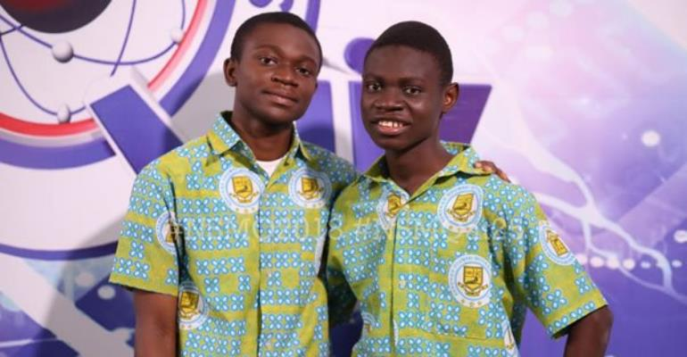 The contest that ended as a warm-up; Konogo-Odumase SHS sound title warning with record 61pts