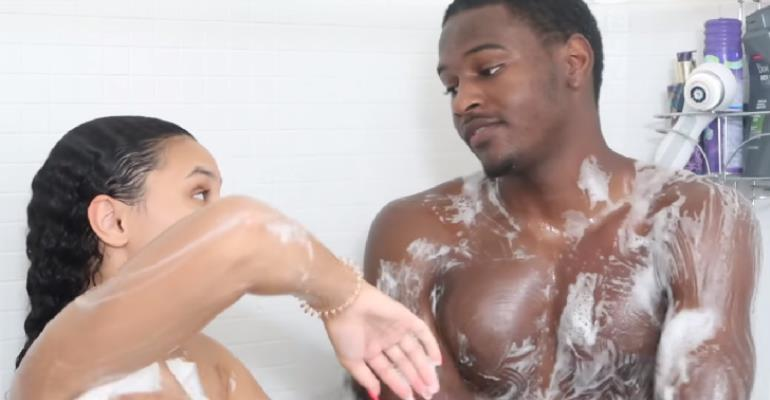 STUDY: Showering With The One You Love, Is Healthy!