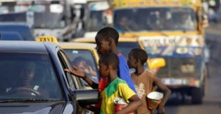 Child Labour: In The Matter Of Alms Begging