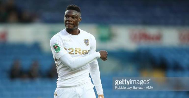 Caleb Ekuban's Future At Leeds United In Serious Doubt After Poor Debut Season
