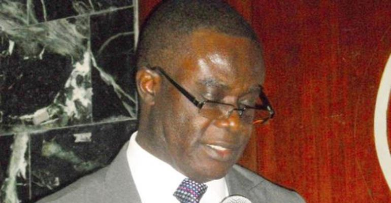 Baah Wadie,Acting Government Statistician