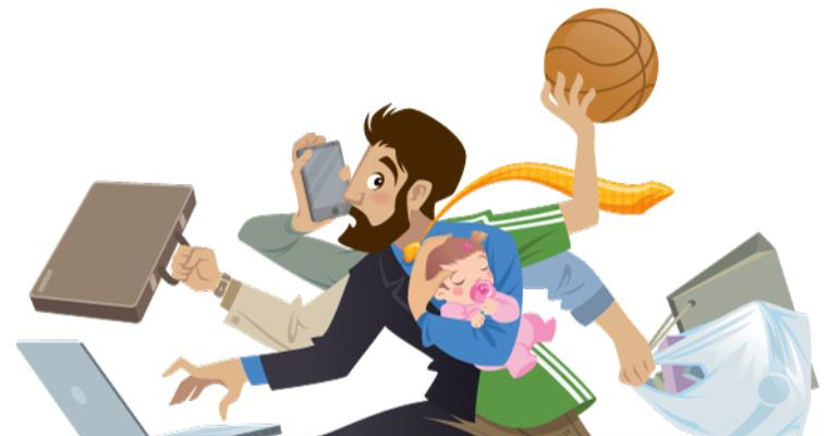 5 Helpful Tips For Juggling Work And Parenting