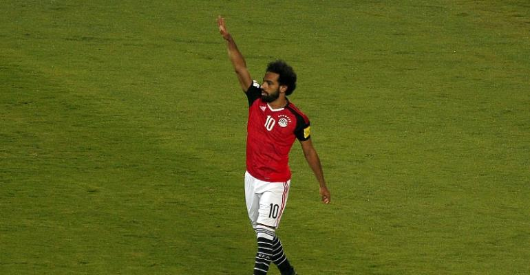2018 World Cup: Mohammed Salah Will Be 100%' Fit To Play Against Uruguay - Cuper