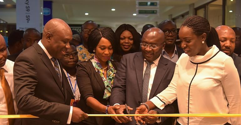 48% of Goods Cleared Within 24hrs With Paperless System - Bawumia