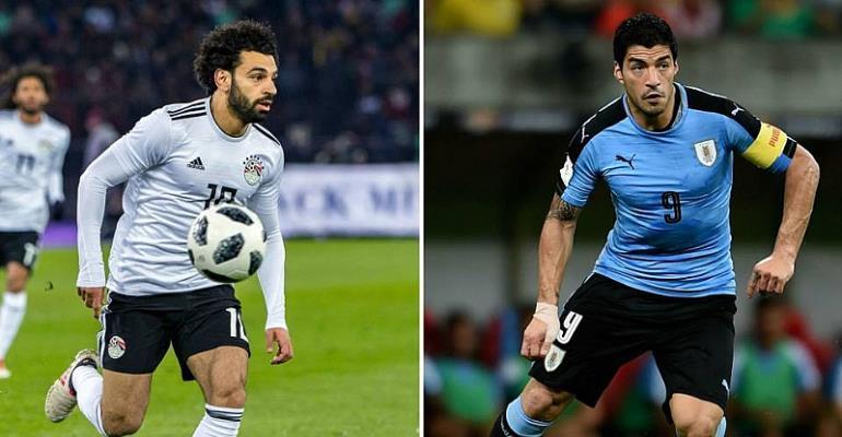 Egypt v Uruguay Preview: Mohamed Salah Set To Feature