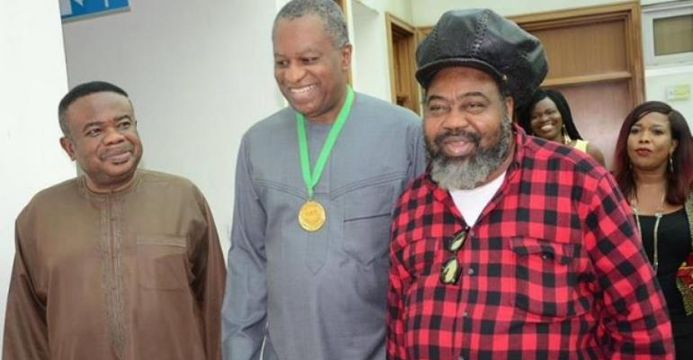 COSON FLOODED WITH CONDOLENCE MESSAGES ON RAS KIMONO