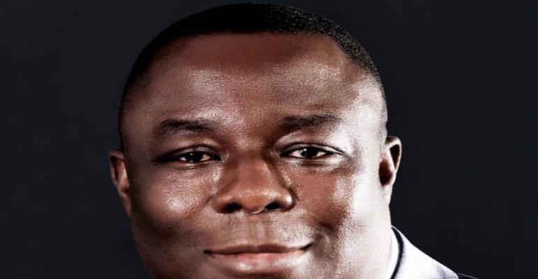 Lawrence Agyinsam, CEO, Ghana Exim Bank