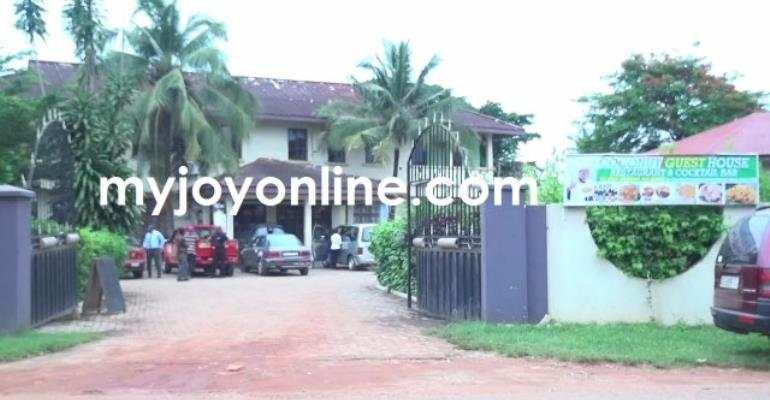 Top businessman's name pops up in Kumasi hotel murder