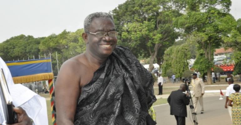 Paul Collins Appiah-Ofori, former MP for Asikuma Odoben Brakwa