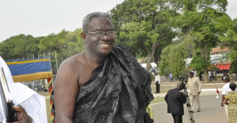 Paul Collins Appiah-Ofori, former MP for Asikuma Odoben Brakwa