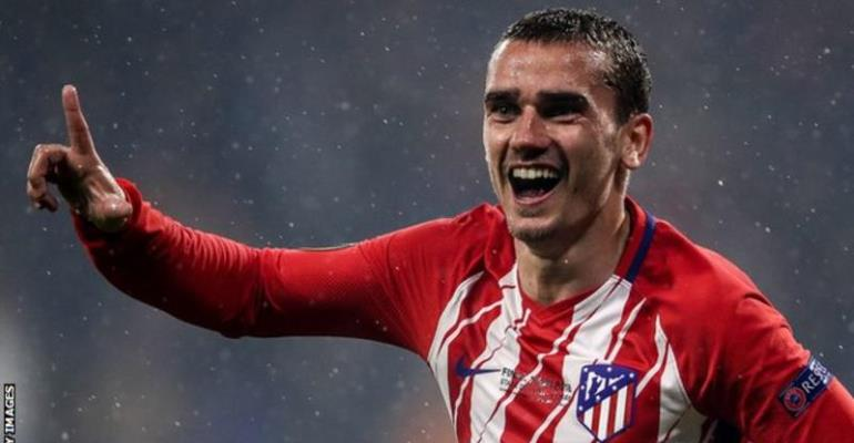 Antoine Griezmann Atletico Madrid Forward To Stay At La Liga Club