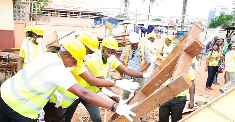 Wood Worker's Build Their Capacity