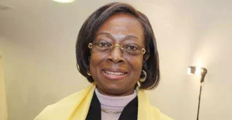 Parliament Approves Justice Sophia Akuffo As New Chief Justice
