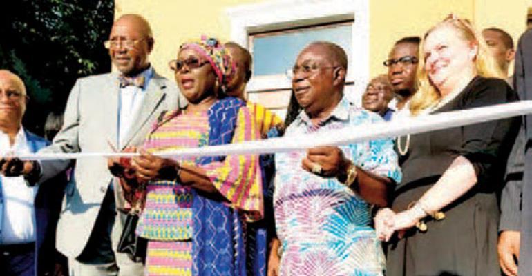 Ghana Gets Consulate In Arkansas, USA