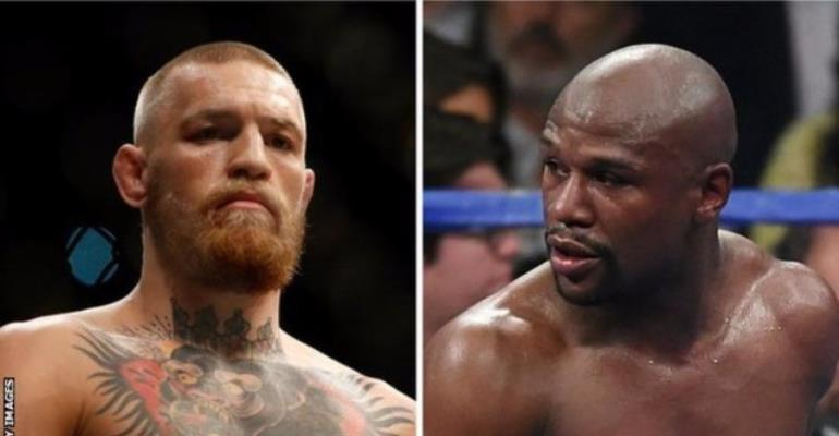 Floyd Mayweather v Conor McGregor: 'World demanded this fight'
