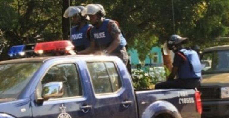 Police team head to Kwahu-Abene amidst fears of chieftaincy clash
