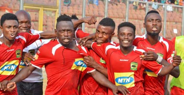 MTN FA Cup: Asante Kotoko 1-0 Wassaman United - Porcupine Warriors secure quarter-final berth
