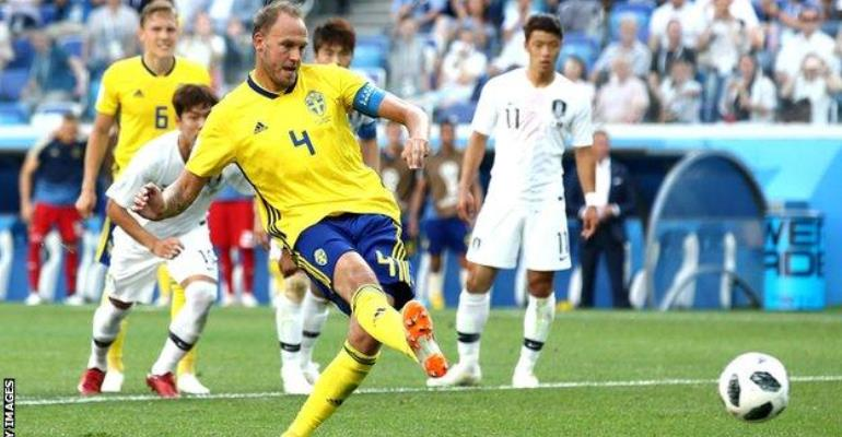 South Korea and Sweden World Cup match preceded by subterfuge
