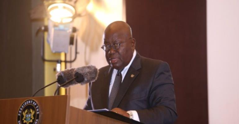 I won't shield you from the law - Akufo-Addo tells off NPP Savelugu dissidents