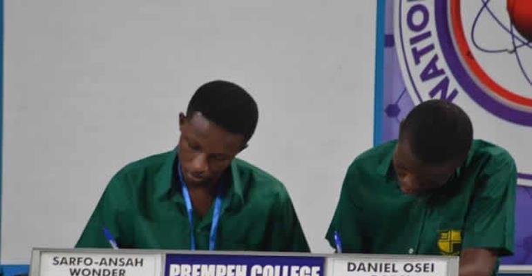 NSMQ17: Prempeh, GSTS, Aduman book quarter final place