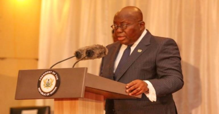 New CJ will bring honour to judiciary, country - Akufo-Addo