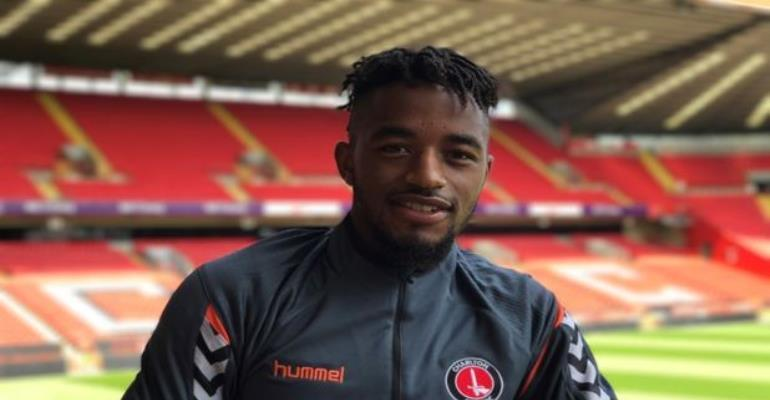 English-born Ghanaian striker Tarique Fosu signs permanent contract with Charlton Athletic
